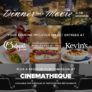 Dinner & a Movie is back!