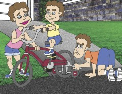 Bicycle Lesson, The