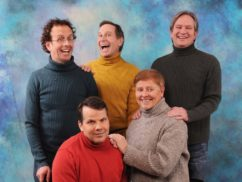 SOLD OUT – McDonald at the Movies: A Night with The Kids in the Hall (Encore!)