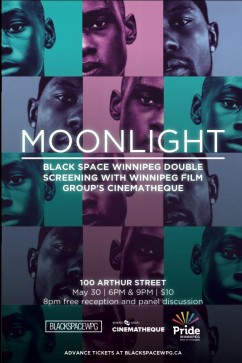 Moonlight Presented by Black Space Winnipeg & Cinematheque