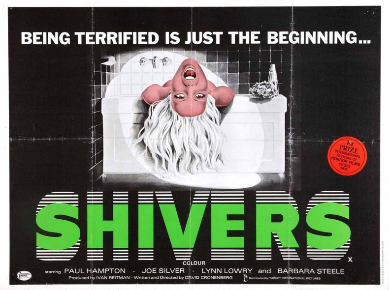 Canadian Horror Double Bill: Shivers and Prom Night