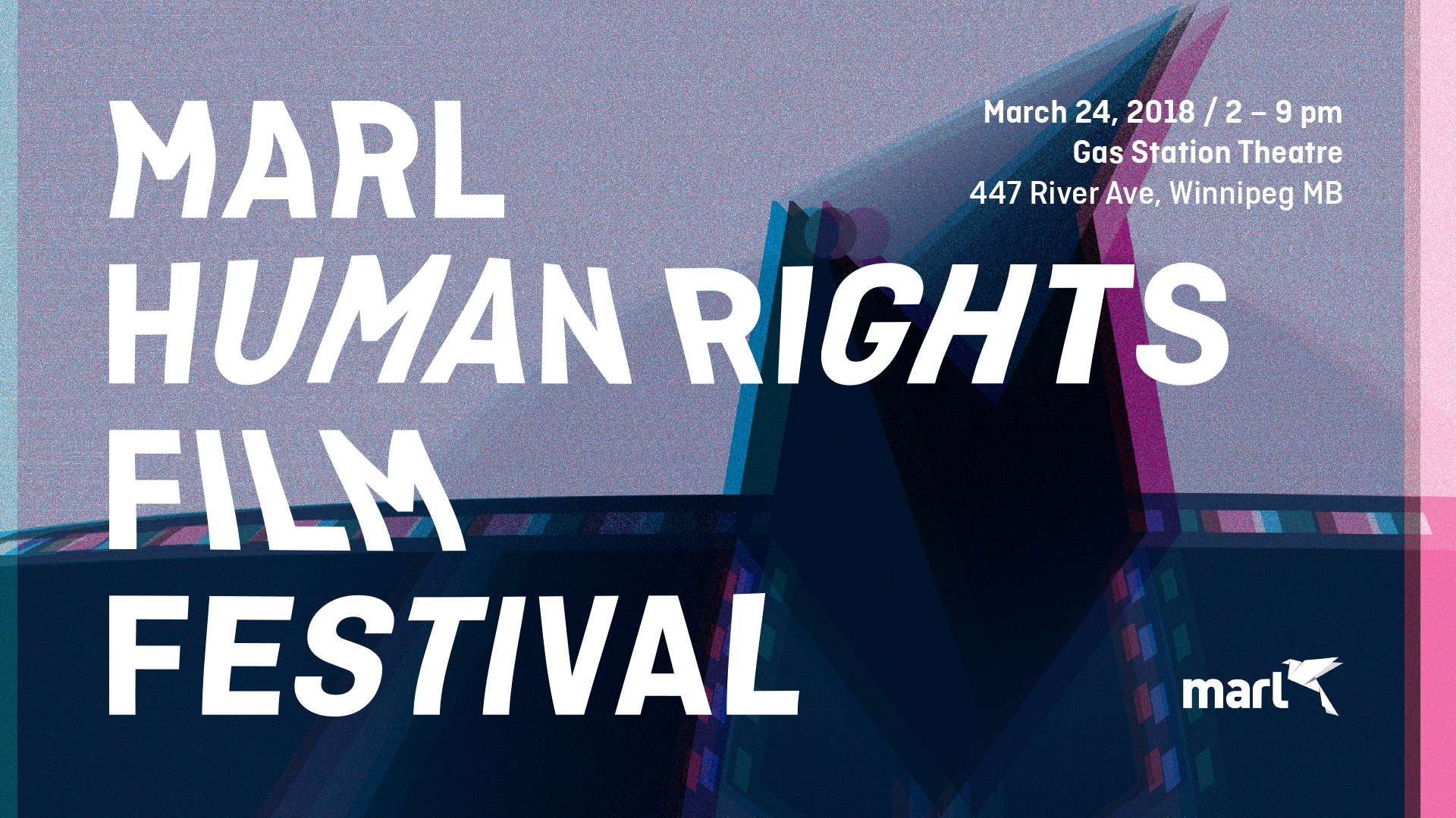 Human Rights Film Festival - This Weekend!