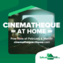 Safe at Home: Free Films all February & March!