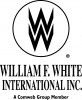 WFW William F. White LOGO