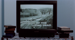 Aurora Gorealis: Watching Night of the Living Dead