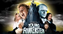 McDonald at the Movies: Young Frankenstein