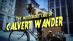 Mysterious Case of Calvert Wander, The