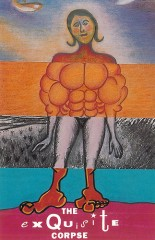 Exquisite Corpse: Fishing Story (Stomach - Knee)