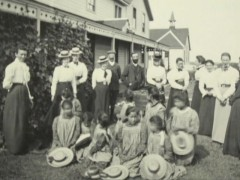 Against the Grain - The Legacy of the Indian Residential School System