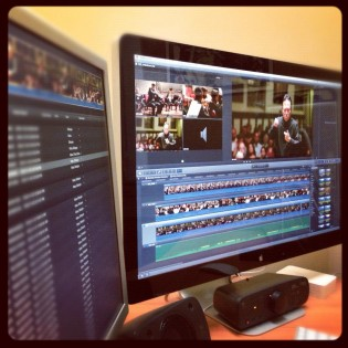 Learning Final Cut Pro X – Basics of Final Cut Pro X Workshop