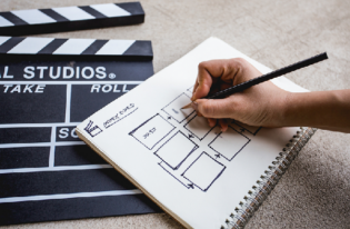 Screenplay to Storyboard: Visually Planning Your Film